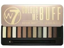 W7 COLOUR ME BUFF IN THE BUFF NATURAL NUDES EYE COLOUR PALETTE - NEW USA SELLER