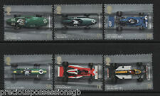 GB MNH STAMP SET 2007 Grand Prix Racing Cars SG 2744-2749 10% OFF FOR ANY 5+