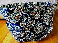 Vera Bradley Get Carried Away Large Tote Shopper Bag in Chandelier Floral NWT