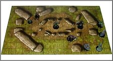 Dungeons & Dragons THE STANDING STONES (Druid Circle) D&D Map Tiles - Shrines