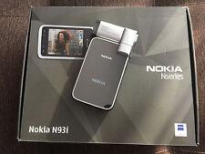 Nokia N Series N93i - Deep Plum Purple (Unlocked) GSM *VINTAGE* * SUPER RARE*