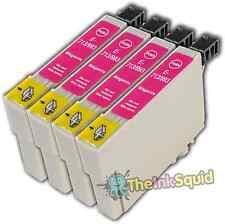 4 Magenta T0713 no OEM Cartucho De Tinta Para Epson Stylus SX405 SX410 SX415 SX510W