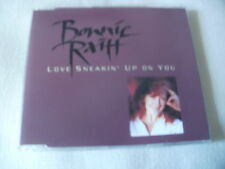 BONNIE RAITT - LOVE SNEAKIN' UP ON YOU - UK CD SINGLE