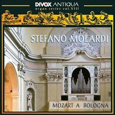 Mozart a Bologna, New Music