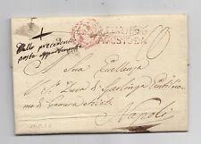 N652-SICILIA-PREF.PALERMO/NAPOLI 1826