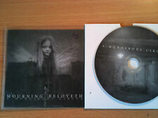 MOURNING BELOVETH ~'A MURDEROUS CIRCUS' ~Rare PROMO ONLY CD 2005~DEATH METAL~NEW