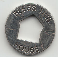Bless This House Habitat for Humanity token 4