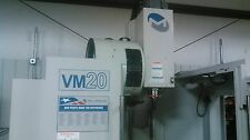 milltronics VM20IL cnc ANSI pull stud conversion including tool pots and gripper