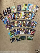 Dragon Ball Z Trading Card Collection-Lot of complete 72 cards plus Prism Cards