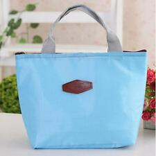 Portable Picnic Food Storage Box Waterproof Tote Lunch Bag 5 Color HOT!~