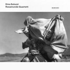 Dino Saluzzi Rosamunde Quartet Kultrum - Music for Bandoneon & Strings ECM seal