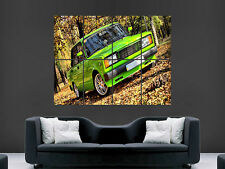 LADA RUSSIAN CAR   ART WALL POSTER  PICTURE PRINT LARGE HUGE