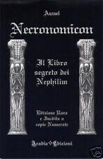 9788890150081 NECRONOMICON. IL LIBRO SEGRETO DEI NEPHILIM - AZAZEL