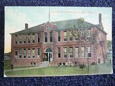 1913 The Elm Street Graded School in High Point, NC North Carolina