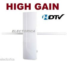 HIGH GAIN DIGITAL HDTV  UHF VHF OUTDOOR  INDOOR DTV HD ANTENNA +BUILT-IN BOOSTER