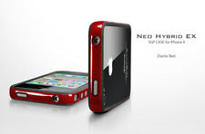 SGP Case Bumper Neo Hybrid EX per iPhone 4 Dante red