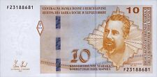 Bosnien & Herzegowina / Bosnia 10 Konvertible Marka 2012 Pick 80 (1)