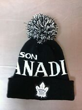 TORONTO MAPLE LEAFS / MOLSON CANADIAN TOQUE *NEW*