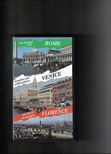 rome venice florence video