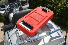 1.25 Gallon Gasflask Fuel Pack/Gas Container/Fuel Can fits Harley Davidson Bikes