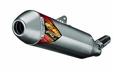 FMF Racing Exhaust Factory 4.1 RCT Slip-Ons Stainless 045593 Natural 27-5322
