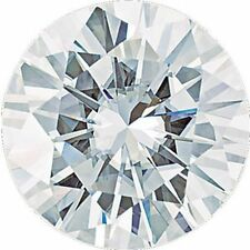 1.25 Ct Forever One Moissanite Loose Stone Round Cut 7 mm