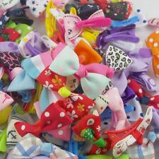 wholesale 30Pcs Girls Baby Children hairclips Bows barrettes Hair Accessories