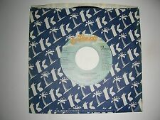 RARE 45 Ish ( Foxy ) Faster Than A Speeding Bullet  Clouds NM 1979