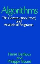 Algorithms: The Construction, Proof, and Analysis of Programs (No. 1)