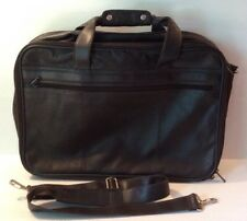 American Leathersmith Top Grain Leather Messenger CarryOn Shoulder  Bag Brown