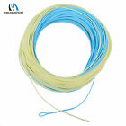 Maxcatch Fly Fishing Line Floating 6WT Beige & Blue Weight Forward