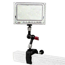 HDVATE C-Clamp Mount 7-Inch Magic Arm for Dslr Rig LCD Monitor LED Panels light
