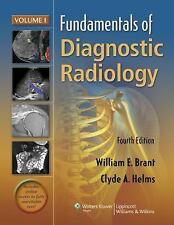NEW - Fundamentals of Diagnostic Radiology - 4 Volume Set