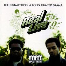The Turnaround: Long Awaited Drama, Real Live, Excellent Explicit Lyrics
