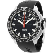 Alpina Extreme Sailing Black Dial Men's Watch AL880LB4V6