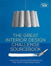 Great Interior Design Challenge Sourcebook: The DIY Way to Add Value to Your Hom