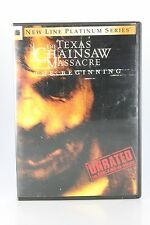 """THE TEXAS CHAINSAW MASACRE"" UNRATED"