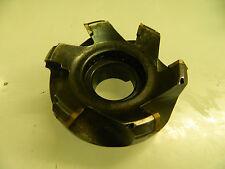 "Valenite 4"" Carbide Insert Face Milling Cutter, 6 - Inserts, SSE45-040-4R6-150F"