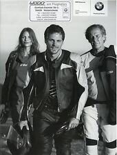 BMW Fahrerausstattung 2005 Preisliste Motorrad Helm Handschuhe Jacke Stiefel