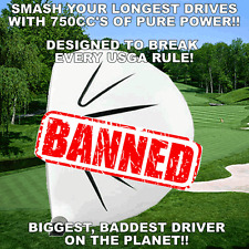 WHITE MADE ILLEGAL NON-CONFORMING COR TAYLOR FIT 750cc HUGE BANNED CUSTOM DRIVER