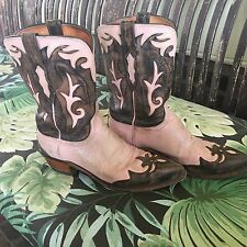 Womens Lucchese  Cowboy Boots 10 B