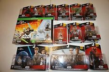 NEW Disney Infinity 3.0 STAR WARS Set of 15 Figures, 4 Discs & Choice Xbox PS3 4