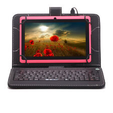 iRULU 7'' Zoll Touch Screen Tablet PC Android 4.4 Quad Core 16G Dual Kamera Pink