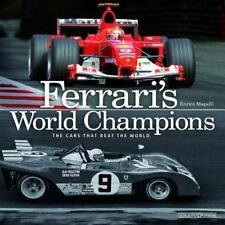 Ferrari's World Champions: The Cars that Beat the World-ExLibrary
