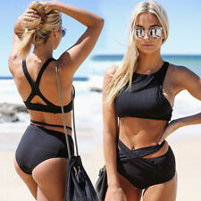Fashion Women's Club Tank Tops Bustier Bra Tube Crop Top Bralette Blouse Shirt S