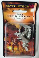 Classic Battletech Forestry/ Forestry Mod Variant 20-310 NISB