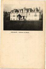 CPA  Pouanché - Cháteau du Dangé   (207420)