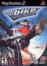 GRAVITY GAMES BIKE STREET VERT DIRT - PS2 Complete CIB w/ Box, Manual