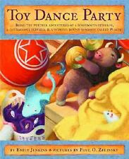 Toy Dance Party (Toys Go Out)-ExLibrary