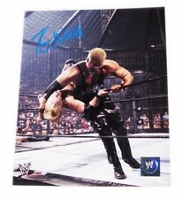 WWE KEVIN NASH AKA DIESEL HAND SIGNED AUTOGRAPHED 8X10 PHOTO FILE PHOTO COA 1